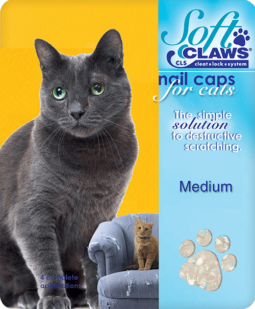 Soft Claws For Cats Medium Soft Paws